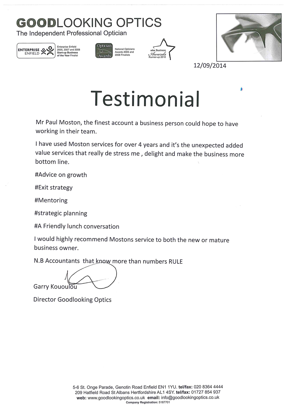 Goodlooking-optics-testimonial